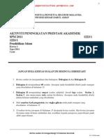 Spm Trial 2011 Pi Q&A (Kedah)