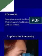 Glaucoma Stud
