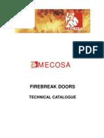 Thecnical Catalog 2011 (English)
