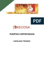 Catalogo Tecnico 2011 (Castellano)