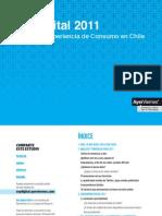 Reporte Experiencias Consumo Chile 2011 Es
