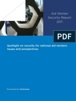 Aid Worker Security Report 20111