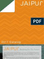 Jaipur 2011 Fall Catalog