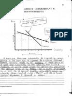 Econ Elasticity Notes