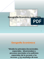 Actividades Economic As Chile
