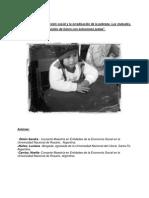 Políticas para la inclusión social y la erradicación de la pobreza