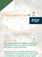Apresentação BE  2011