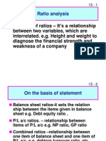 Deb3fratio Analysis- Intro