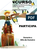 Cartaz Concurso MIBE SEDE