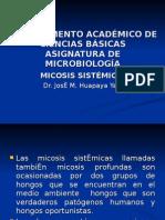 Micosis SistÉmicas - 2006