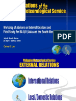 1-8,Phillippines Xternal Relations