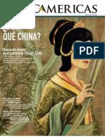 Revista Educamericas, septiembre de 2011, Edición 6