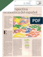 ABC Una perspectiva económica del español