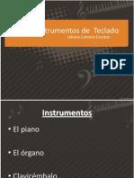 instrumentos teclado