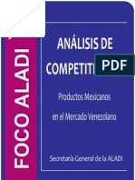 Analisis Relaciones Comer CIA Les Mexico-Venezuela ALADI
