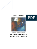 Kilpatrick Nancy - El Mundo Del Poder de La Sangre 01 - El Descendiente de La Oscuridad