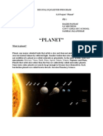 Ss Project for Planet