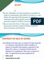 goods act