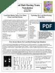 Lead Butt Newsletter Spring