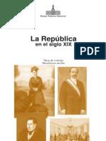 Chile, Siglo XIX