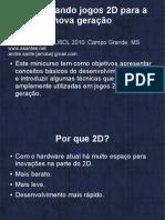 Minicurso - gamedev