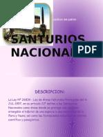 SANTURIOS NACIONALES