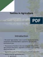 Agri Textiles FKM