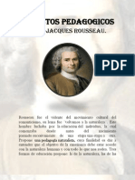 ASPECTOS_PEDAGOGICOS  Rosseau