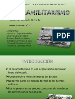 Paramilitarismo Ofi