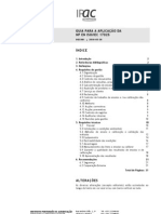 GUIA PARA APLICAÇÃO ISO 17025