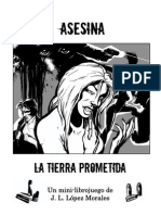 Juego Asesina - 2 - La Tierra Prometida