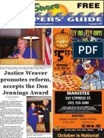West Shore Shoppers' Guide, October 2, 2011