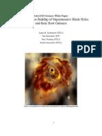 Anton Koekemoer Black Holes and Galaxies