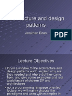 Architecture and Design Patterns