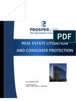 PLC Real Estate Legal Advisory Solutions - Short