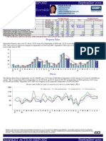 Market Action Report - end of 3rd quarter 2011