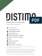 Distimo Publication September 2011