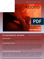 Diapostivas Del Aborto