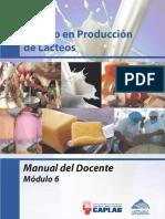Manual Del Docente Lacteos_Modulo 6