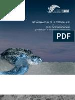 SITUACIÓN ACTUAL DE LA TORTUGA LAÚD (Dermochelys coriacea) EN EL PACIFICO MEXICANO