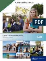 Brochure Kaplan 2012