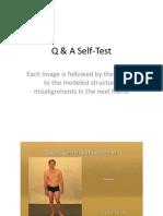 Q & A Self-Test