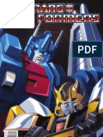 Transformers #27 Preview