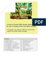 (WAM) Living in the End Times - GospelCom Study Guide