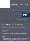 Direito Administrativo - Lei 9784-1999