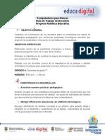 Metodología - Agenda