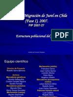 Estructura Poblacional Del Jurel RS