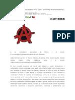 Manifiesto Anarquista