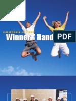 Winners Handbook 2007 En