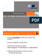 Traffic Monitor for Veraz PSEs